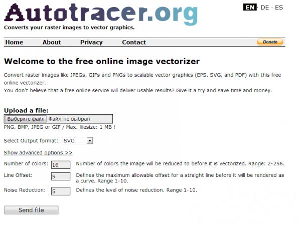 Правильный вектор: бесплатные инструменты для создания векторной графики