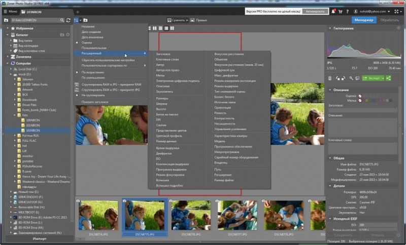 Жизнь после Picasa: бесплатные программы для организации фотоархива
