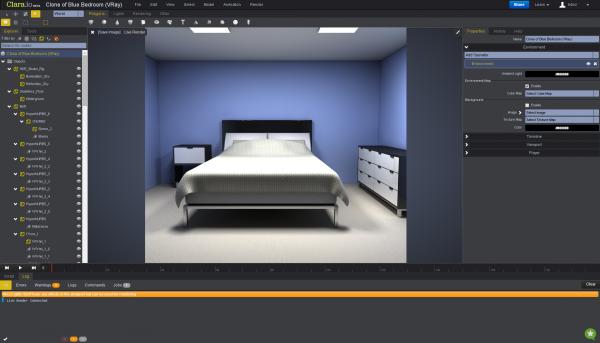 Веб-трехмерка: как работать с 3D, не покидая браузер