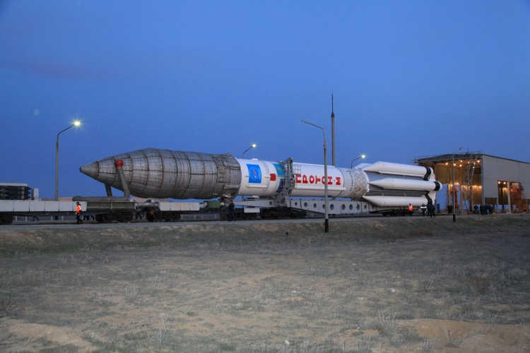 Единственный запуск «Протона» в 2018 году перенесли на следующий год