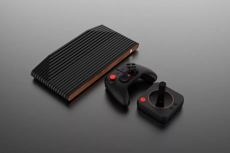 Эксклюзивное издание ретро-консоли Atari VCS обойдётся в 9