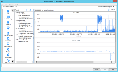 Обзор пакета Parallels Remote Application Server для виртуализации рабочих мест: всё включено