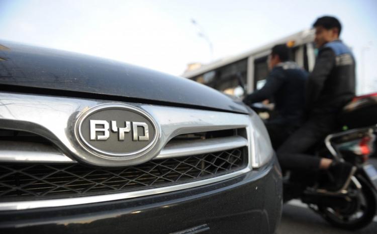 BYD строит крупнейший в мире завод по выпуску автомобильных батарей