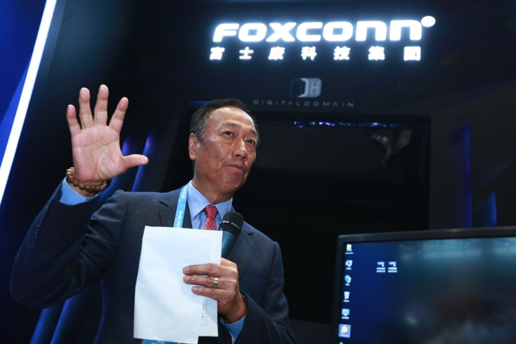 Foxconn выбрал Милуоки для создания штаб-квартиры в Северной Америке