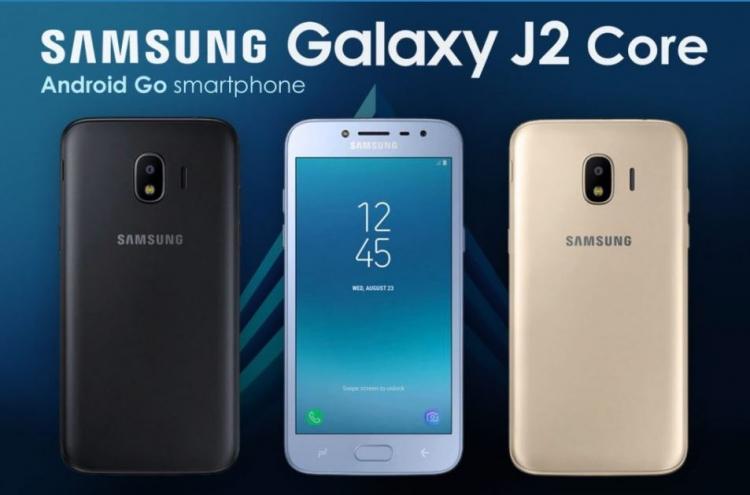 Раскрыты характеристики первого смартфона Samsung  на платформе Android Go