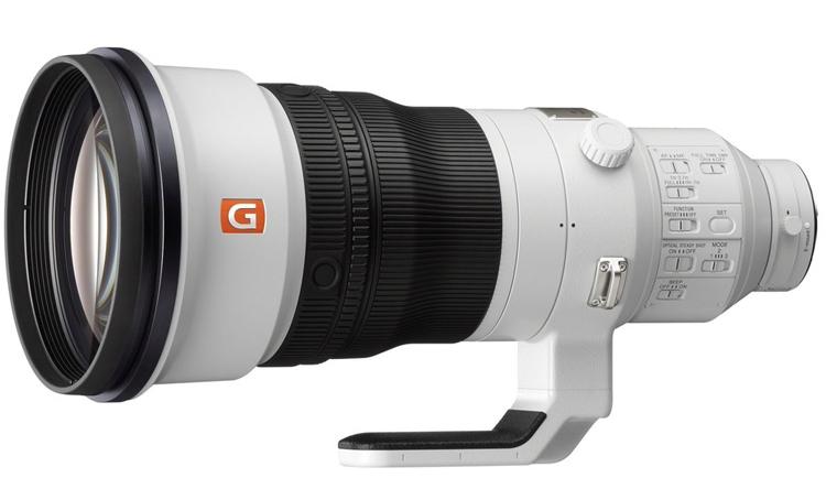 Супертелефото-объектив Sony FE 400mm F2.8 GM OSS оценён в  000