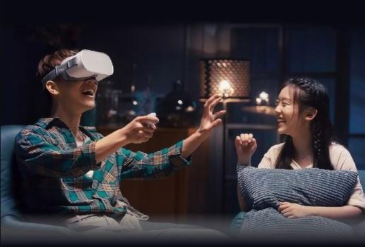 Xiaomi Mi VR Standalone: самодостаточный шлем виртуальной реальности