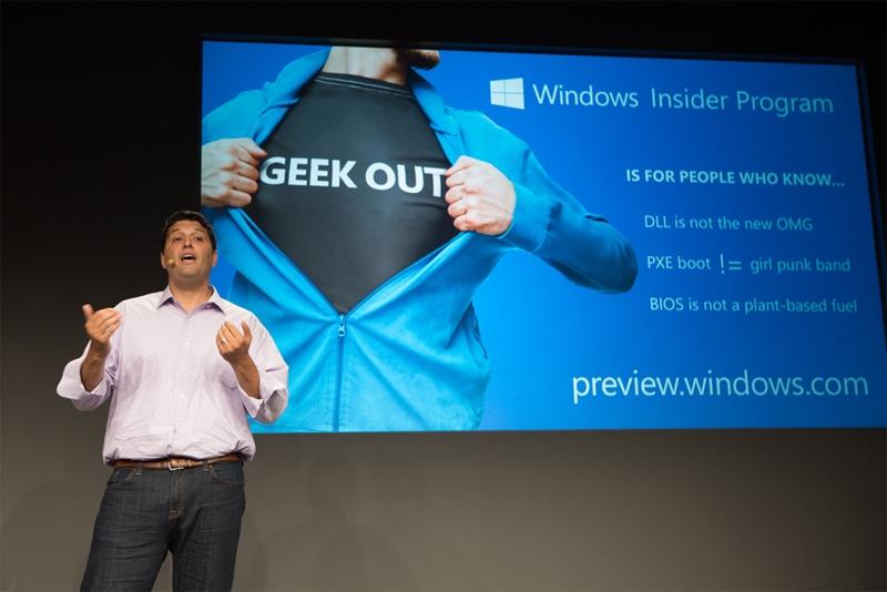Попасть в «десятку»: обзор новых возможностей Windows 10 Technical Preview