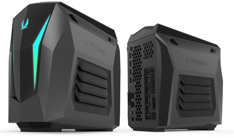Computex 2018: игровой компьютер Zotac MEK Mini небольшого форм-фактора