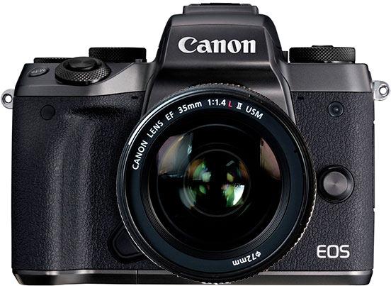 Canon готовит запуск первой полноформатной беззеркалки в 2018 году