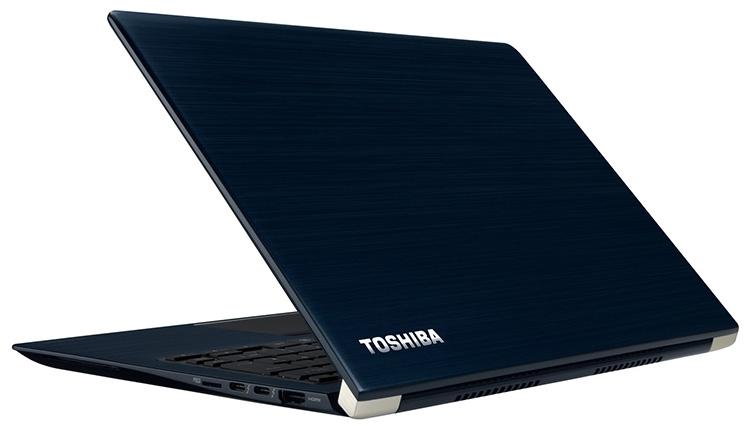 Обновлённый ноутбук Toshiba Portege X30 появился в продаже