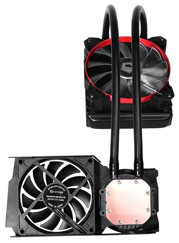 Кулер ID-Cooling Frostflow 120VGA охладит видеокарты NVIDIA и AMD