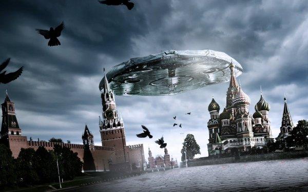 Британия уверена, что Россия овладела технологиями НЛО