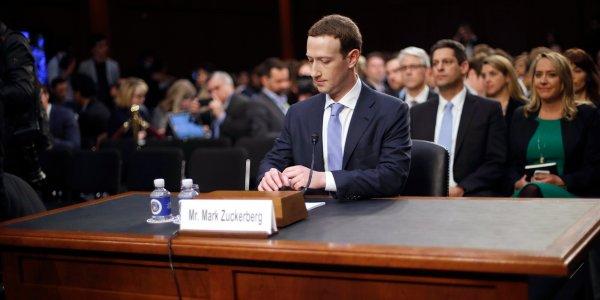 В Сети появился список компаний, которым Facebook предоставляла доступ к информации пользователей