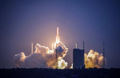 Китай создаст «умную» ракету