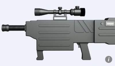 Для борьбы с терроризмом: Китае создали лазерную винтовку