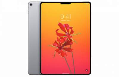 Новому iPad гарантировали Face ID