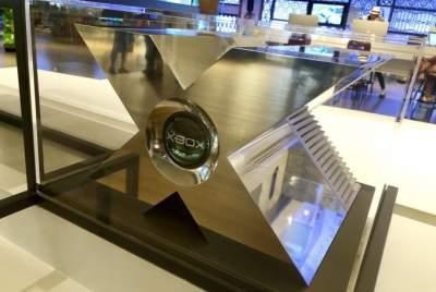 В музее Microsoft Visitor Center выставили уникальную консоль Xbox
