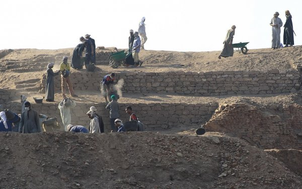 Древнейшую в истории пивоварню нашли в Египте