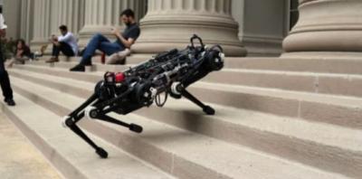 Американцы создали робота-гепарда
