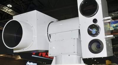 Китайские ученые испытали лазерное оружие