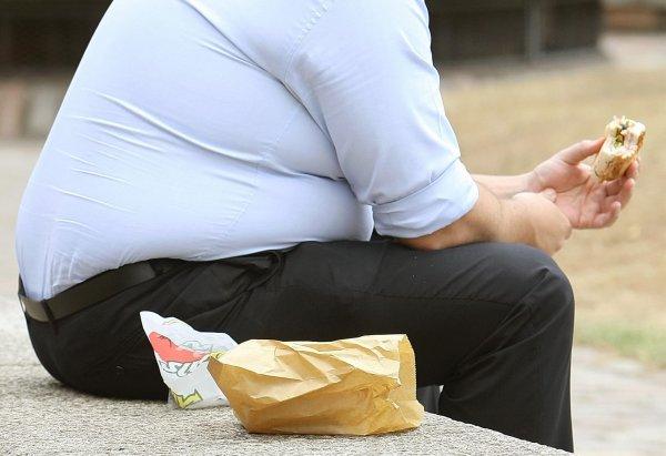 Росстат: 40% трудоспособного населения России страдает избыточным весом