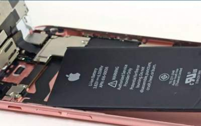 Пользователи iPhone жалуются на стремительную разрядку аккумуляторов