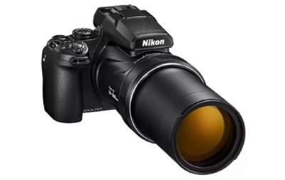Камера Nikon P1000 обладает 125-кратным зумом