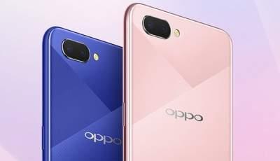 Oppo представила смартфон среднего уровня