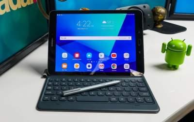 Появились изображения планшета Galaxy Tab S