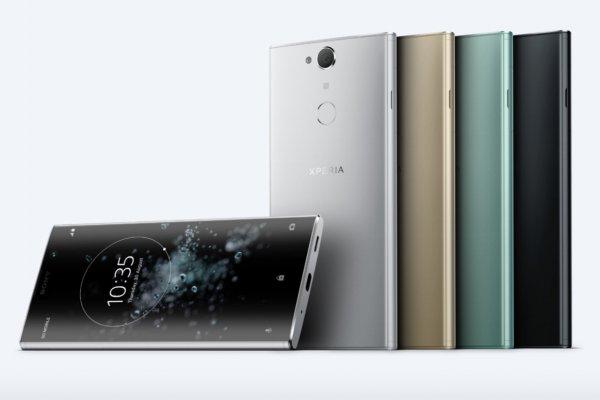 Sony представили новый смартфон и предоставили его характеристики