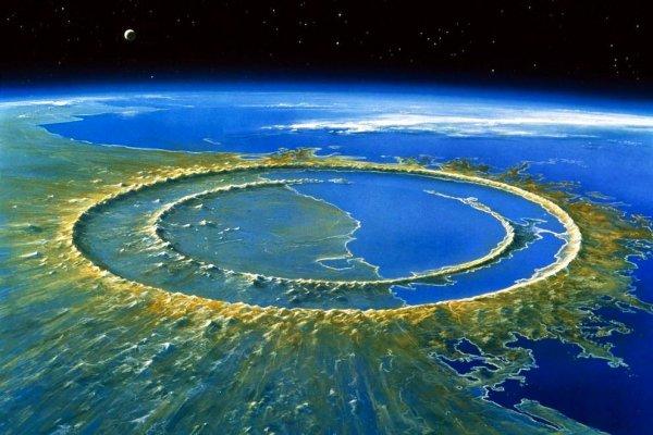 Ученые узнают, сможет ли Земля пережить падение огромного метеорита