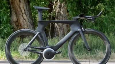 Датчане создали уникальный велосипед
