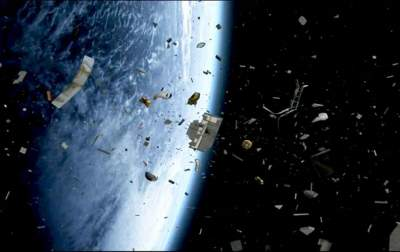 Японцы отправят в космос грузовик для уборки мусора