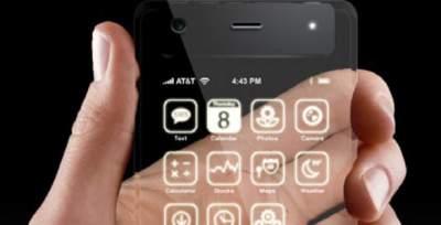 Apple показала макеты новых смартфонов
