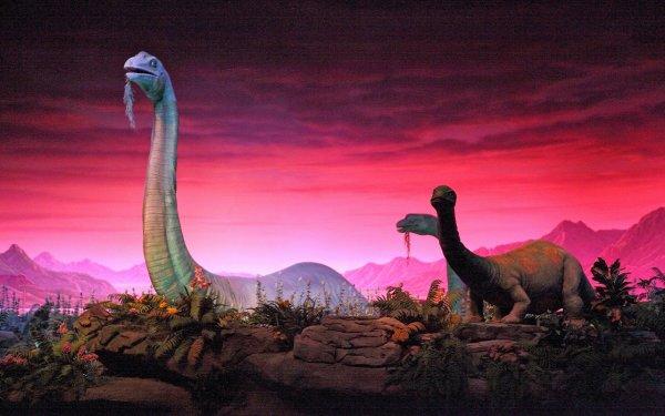 Ученые воссоздали обед травоядного динозавра
