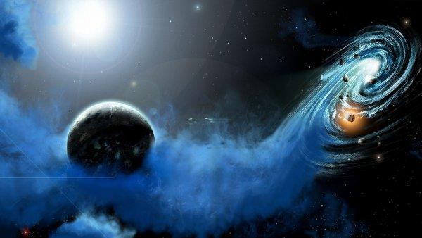 Учёные: Космическая угроза может уничтожить на Земле всё живое
