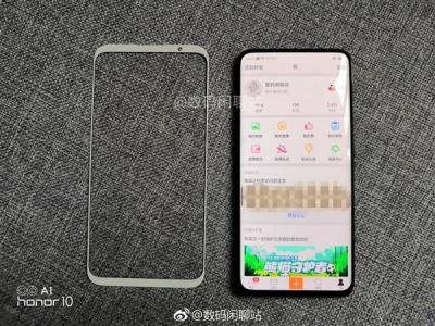 Опубликован снимок лицевой панели Meizu 16 Plus