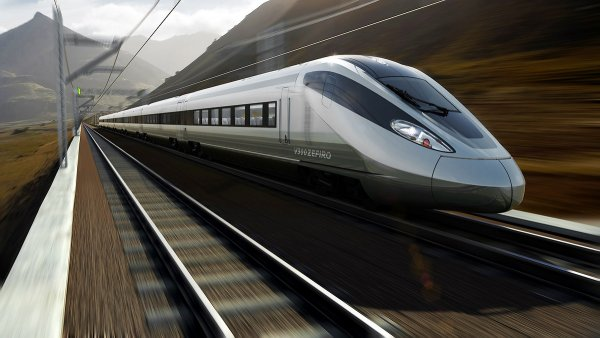 В Австралии запущен первый в мире беспилотный тяжеловесный поезд дальнего следования