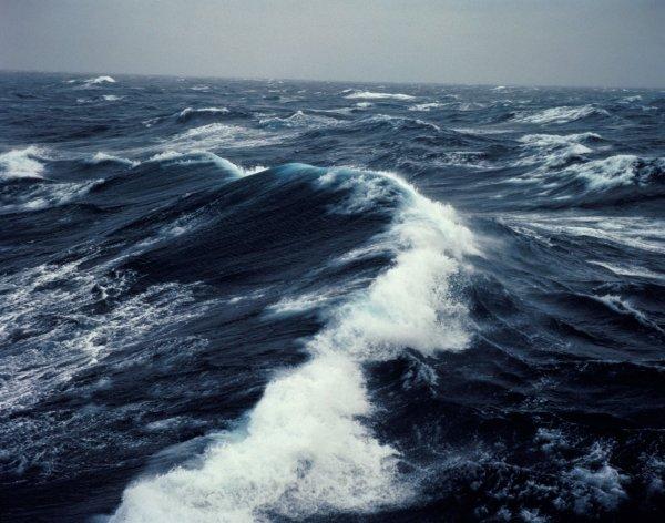 В Индийском океане распространяется зона, бедная на кислород