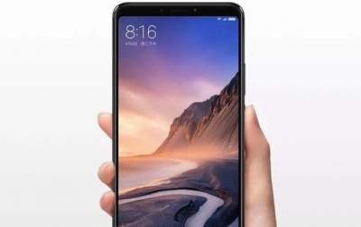 Планшетофон Xiaomi Mi Max 3 представили официально