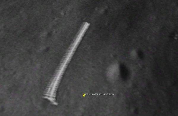 Уфологи обвинили NASA в сокрытии новых фактов существования базы инопланетян на Луне
