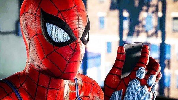 Sony выпустила сюжетный трейлер нового «Spider-Man»