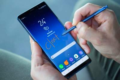 Опубликован новый рендер Samsung Galaxy Note 9