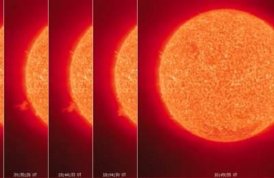 NASA запускает первый в истории зонд на Солнце