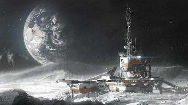 Эксперт: Луна – тайная разработка инопланетян