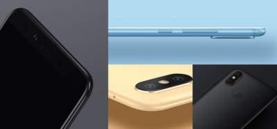 Смартфоны Xiaomi Mi A2 и Mi A2 Lite представлены официально
