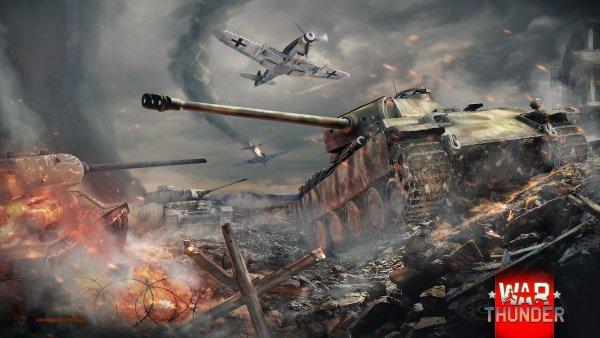 В War Thunder «Операция Л.Е.Т.О» дарит редкие самолеты и танки