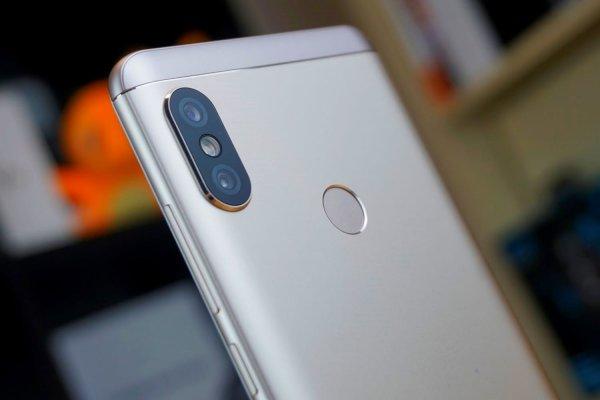 Xiaomi презентовали версию смартфона Redmi Note 5 на 128ГБ
