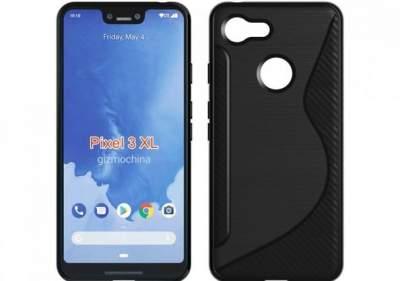 Появились рендеры смартфона Google Pixel 3 XL